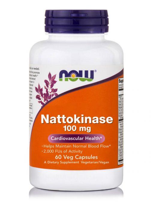 NOW Nattokinase