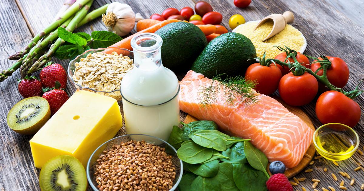 храни за регулиране на кръвна захар