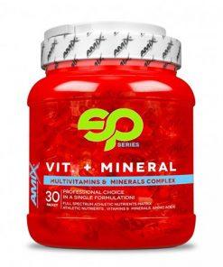AMIX Super Vit-Mineral Pack 30 packs