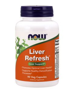 now liver refresh
